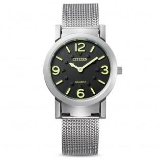 Citizen AC2200-55E Quartz Horloge voor Slechtzienden