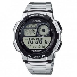 Casio Collection AE-1000WD-1AVEF Staal
