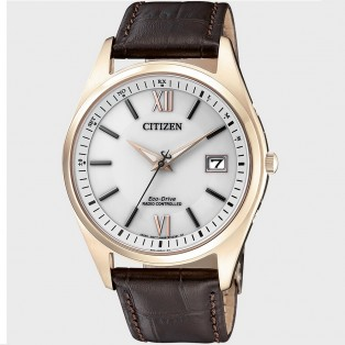 Citizen AS2053-11A Radio Controlled Horloge