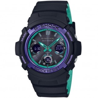 Casio G-Shock AWG-M100SBL-1AER Horloge