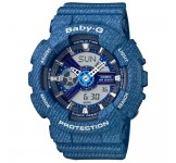 Casio Baby-G BA-110DC-2A2ER Denim'd Color
