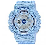 Casio Baby-G BA-110DC-2A3ER Denim'd Color