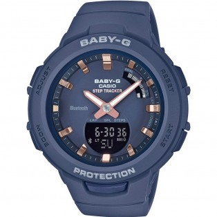 Casio BSA-B100-2AER Baby-G Squad