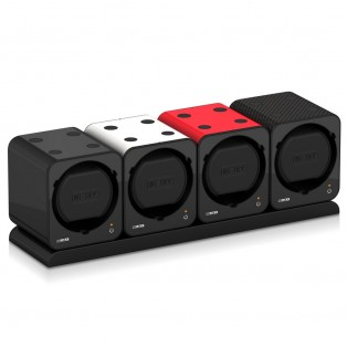 Beco Technic Boxy Fancy Brick Watchwinder Set 4
