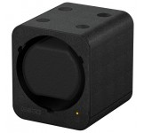 Beco Boxy Fancy Brick Watchwinder Leather Black
