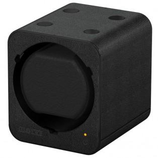 Beco Boxy Fancy Brick Black Leather Watchwinder