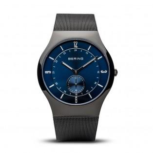 Bering 11940-227 Brushed Grey Mesh Horloge