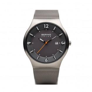 Bering 14440-077 Grey Solar Horloge