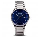 Bering 15239-777 Solar Titanium Horloge