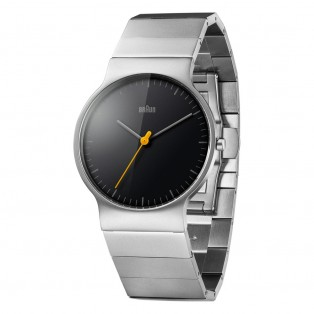 Braun BN0211 BKSLBTG 38mm Horloge
