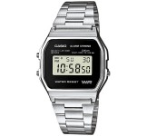 Casio A158WEA-1EF vintage horloge
