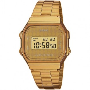 Casio A168WG-9BWEF Retro Collection