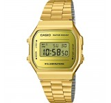 Casio A168WEGM-9EF Mirror Retro Collection