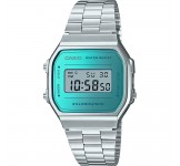 Casio A168WEM-2EF Mirror Retro Collection