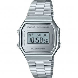 Casio A168WEM-7EF Mirror Retro Collection