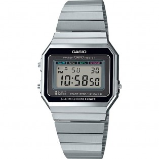 Casio A700WE-1AEF Retro Horloge