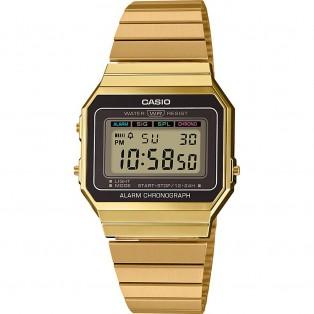 Casio A700WEG-9AEF Retro Horloge