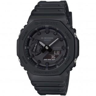 Casio G-Shock GA-2100-1A1ER Matzwart