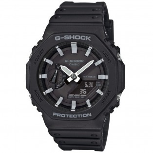 Casio G-Shock GA-2100-1AER Black