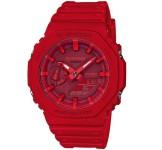 Casio G-Shock Horloge GA-2100-4AER Rood
