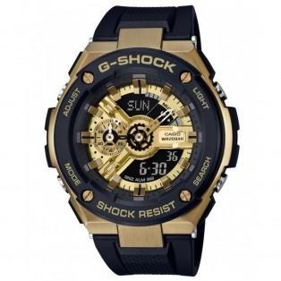 Casio G-Steel GST-400G-1A9ER Horloge