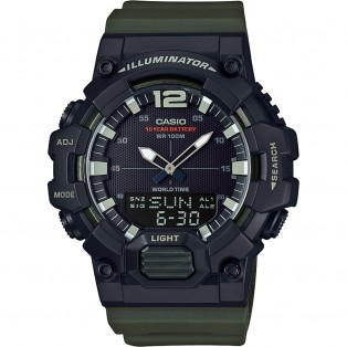 Casio Collection HDC-700-3AVEF Horloge
