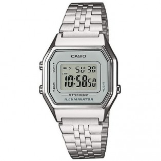 Casio Collection LA680WEA-7EF  Retro Horloge