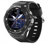 Casio Pro Trek WSD-F20-BK Outdoor GPS Smartwatch