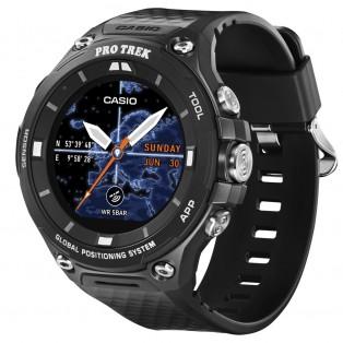 Casio Pro Trek WSD-F20-BK Smartwatch