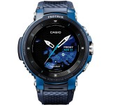 Casio Pro Trek WSD-F30-BU Outdoor GPS Smartwatch 54mm