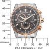 Citizen CB5886-58H Radio Controlled Horloge