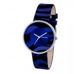 Lambretta Cielo Zebra Blue Horloge
