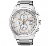 Citizen CA0650-82B Super Titanium Chrono Horloge