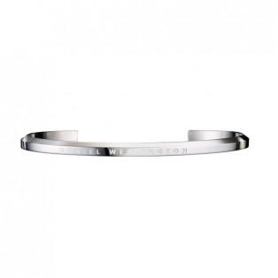 Daniel Wellington Armband Cuff Large Silver