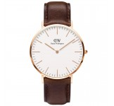 Daniel Wellington Classic 40mm Bristol Rose Gold