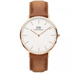 Daniel Wellington Classic 40mm Durham Rose Gold