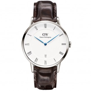Daniel Wellington Dapper 38mm York Silver