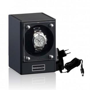 Designhuette Piccolo Black Watchwinder Startset