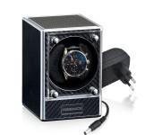 Designhuette Piccolo Carbon Style watchwinder startset