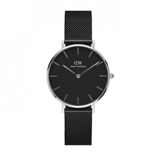 Daniel Wellington Classic Petite 28mm Ashfield Silver