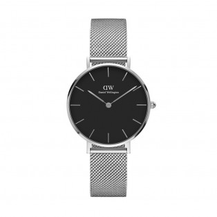 Daniel Wellington Classic Petite 28mm Sterling Black