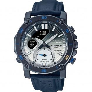 Casio Edifice ECB-20AT-2AER Alpha Tauri F1 Horloge