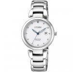 Citizen EW2500-88A Super Titanium Dameshorloge
