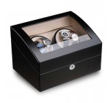 Ferocase 2003 BK 4 Watch Winder Plus 4