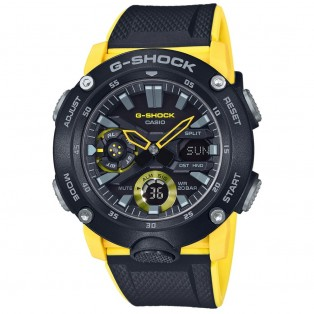 Casio G-Shock GA-2000-1A9ER Classic Horloge