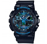 Casio G-Shock GA-100CB-1AER Cool Blue