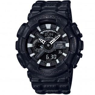 Casio G-Shock GA-110BT-1AER Black Texture