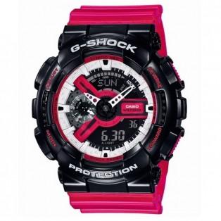Casio G-Shock GA-110RB-1AER Black Red