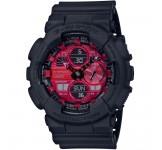 Casio G-Shock GA-140AR-1AER Red Adrenaline