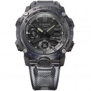Casio G-Shock GA-2000SKE-8AER Black Skeleton